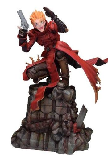 Trigun Badlands Rumble Figura Vash The Stampede Holdup Ver 01