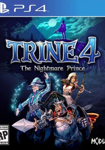 Trine 4 PS4