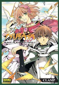 Tsubasa Album De Reproductions 2