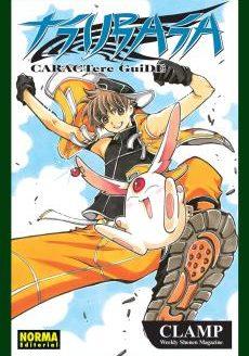 Tsubasa Caractere Guide Vol. 1