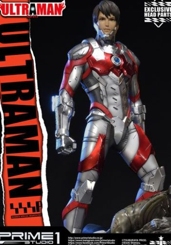 Ultraman Pack 3 Figuras Ultraman y Ultraman Exclusive portada