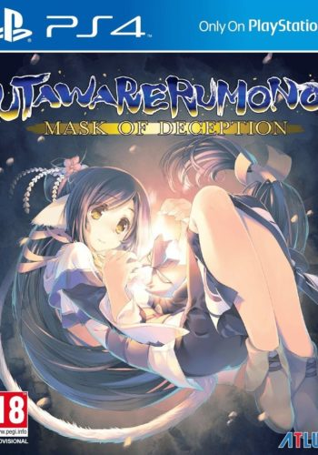 Utawarerumono Mask of Deception PS4 Portada