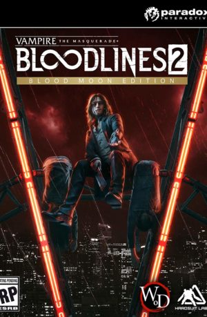 Vampire The Masquerade Bloodlines 2 First Blood Edition PC