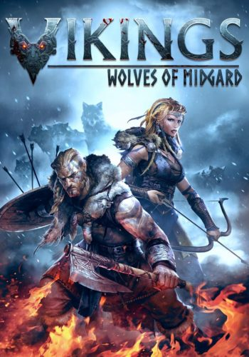Vikings Wolves of Midgard PC Portada