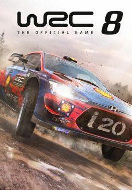 WRC 8 PC Descargar