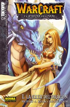 Comic Warcraft El Pozo Del Sol