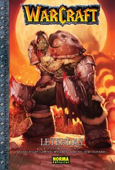 Comic Warcraft Leyendas