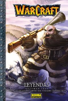 Warcraft Leyendas 3