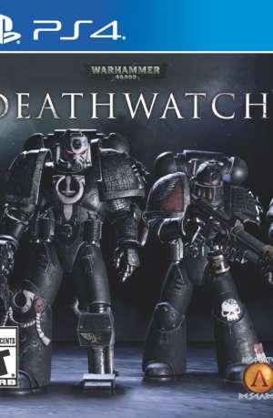 Warhammer 40000 Deathwatch PS4 Portada