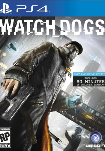 Watch Dogs Hits PS4 Portada