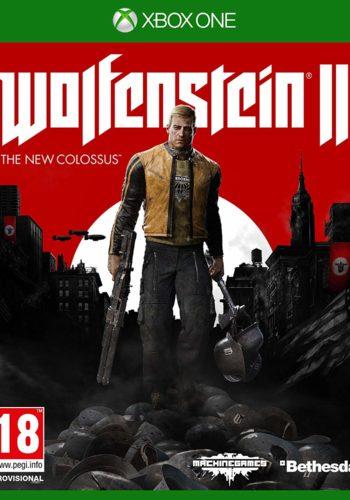 Wolfenstein II The New Colossus XBOX One