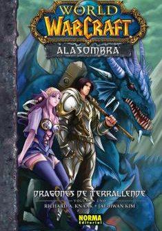 World of Warcraft Alasombra 1 Dragones De Terrallende