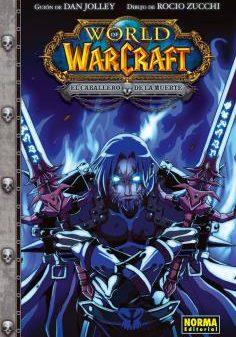 World of Warcraft El Caballero De La Muerte