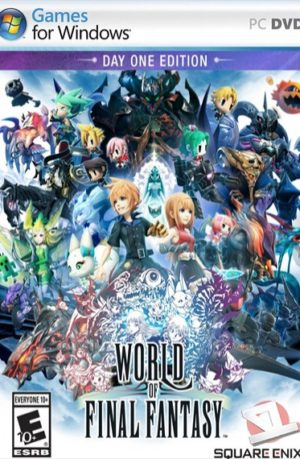 World of Final Fantasy PC Descargar