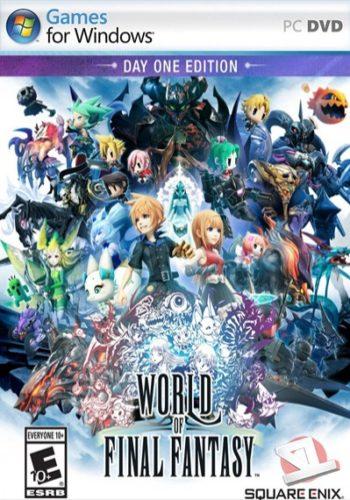 World of Final Fantasy PC Descargar