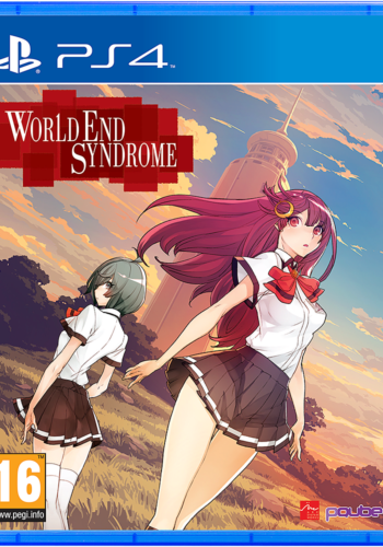 Worldend Syndrome Day One Edition PS4