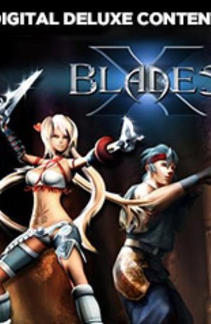 X-Blades Digital Deluxe Content DLC PC Descargar