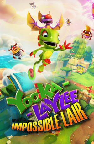 Yooka-Laylee and the Impossible Lair PC Descargar