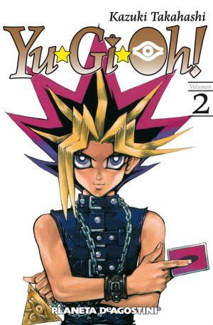 Yu-Gi-Oh Manga 02