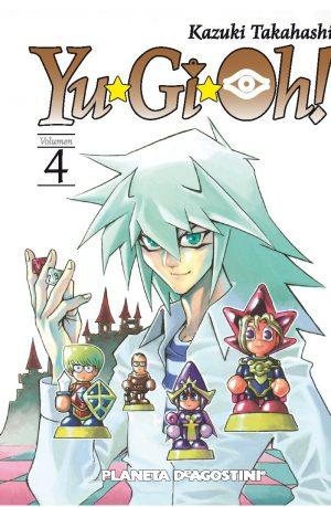 Yu-Gi-Oh Manga 04