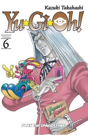 Yu-Gi-Oh Manga 06
