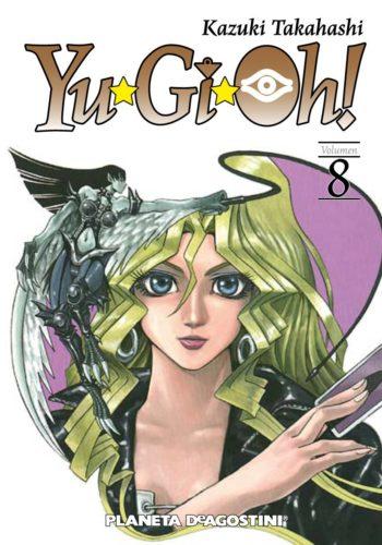 Yu-Gi-Oh Manga 08