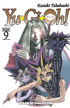 Yu-Gi-Oh Manga 09