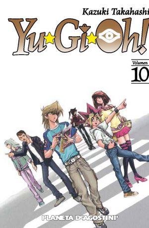 Yu-Gi-Oh Manga 10