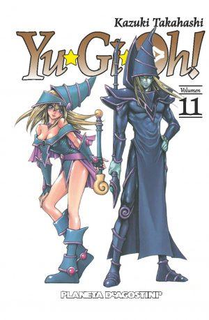 Yu-Gi-Oh Manga 11