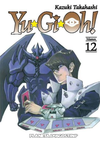 Yu-Gi-Oh Manga 12
