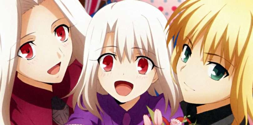 Descargas Fate Zero
