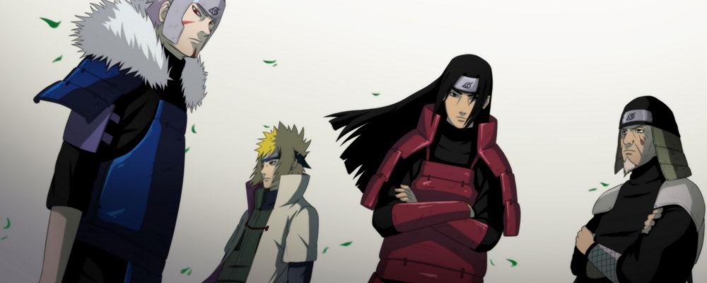 Nueva Ficha técnica de Naruto