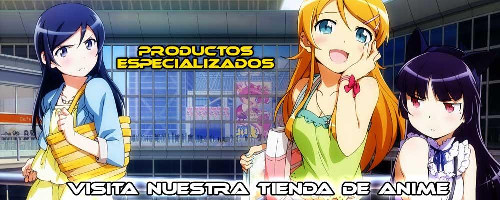 Tienda Anime