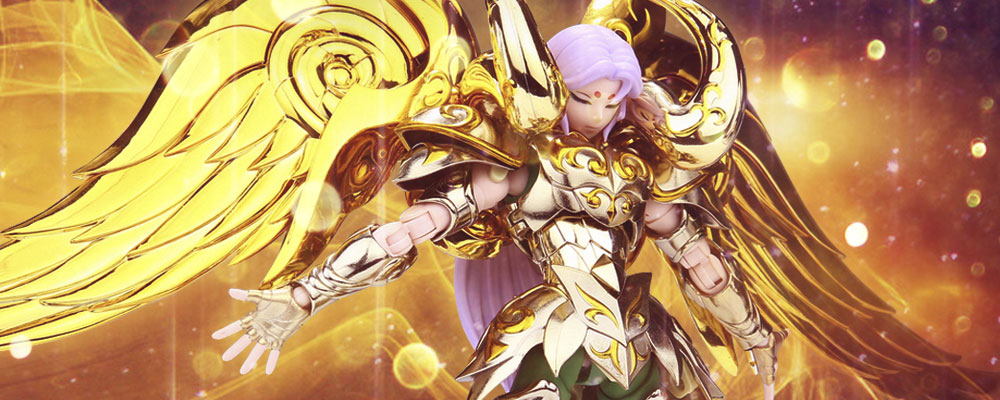 Nueva figura de Saint Seiya Myth Cloth EX Aries Armadura Divina