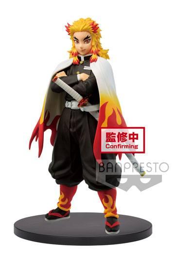 Figura Kyojuro Rengoku Banpresto Demon Slayer