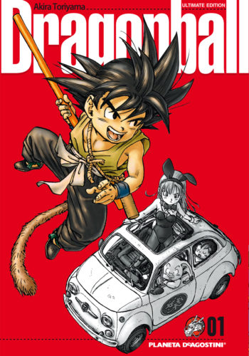 Dragon Ball manga Tomo 1