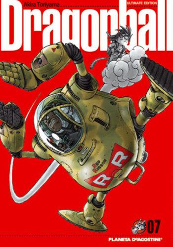 Dragon Ball manga Tomo 7
