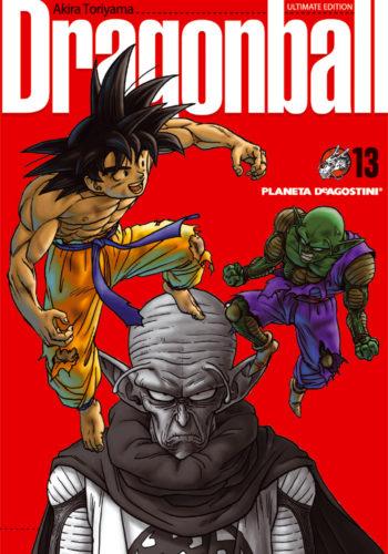 Dragon Ball manga Tomo 13