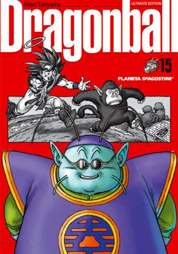 Dragon Ball manga Tomo 15