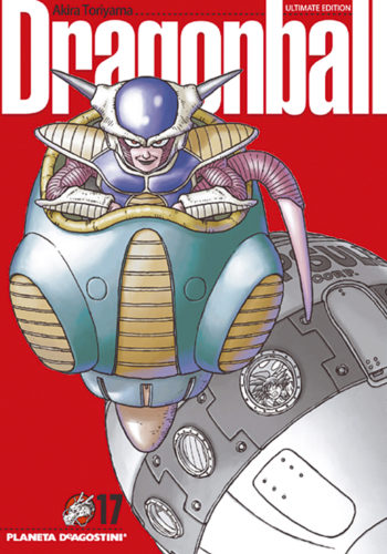 Dragon Ball manga Tomo 17