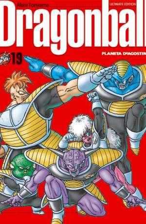 Dragon Ball manga Tomo 19