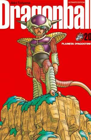 Dragon Ball manga Tomo 20