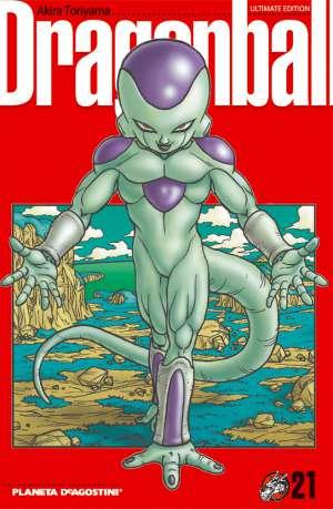 Dragon Ball manga Tomo 21