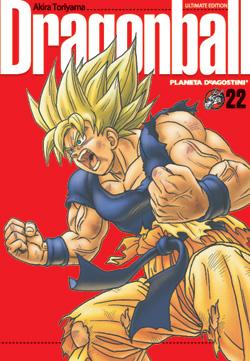 Dragon Ball manga Tomo 22