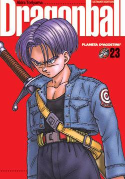 Dragon Ball manga Tomo 23