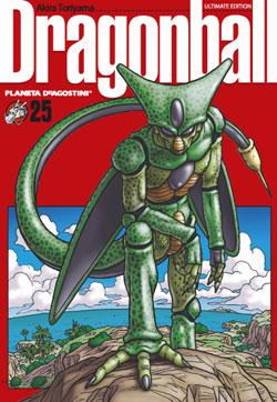 Dragon Ball manga Tomo 25