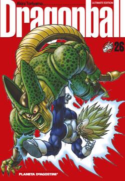 Dragon Ball manga Tomo 26