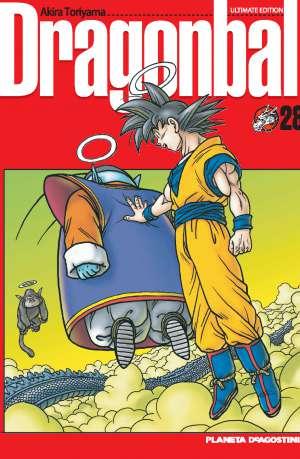 Dragon Ball manga Tomo 28