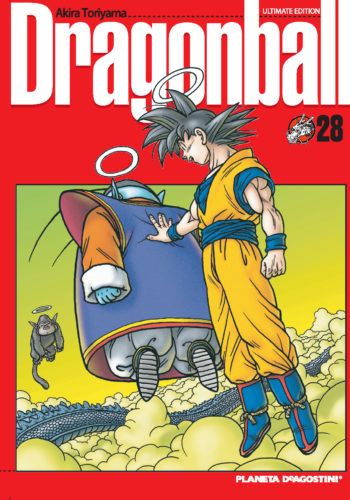 Dragon Ball manga Tomo 28