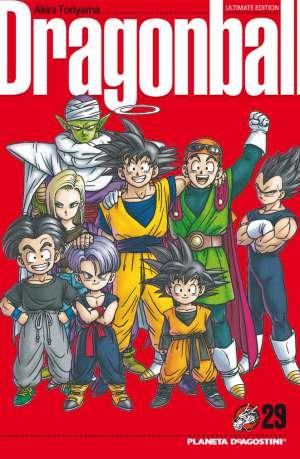 Dragon Ball manga Tomo 29